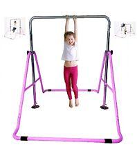 GymPros Kids Jungle Gymnastics Monkey Bars Gymnasts Expandable Training Playgrou