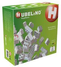 Hubelino Kugelbahn weiße Konstruktions Bausteine 105  Teile NEU und OVP
