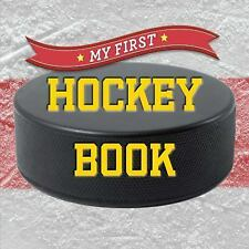 My First Hockey Book (Board Book)