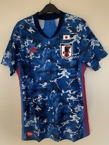 Japan 2020/21 Home Football Shirt / Large / Authentic / BNWT