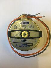 Crouzet 240v AC 20rpm motor and gearbox 82344 Lighting Fixture - Mirror Rotator