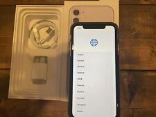 Apple iPhone 11 - 256GB - Purple (Unlocked) A2111 (CDMA + GSM)