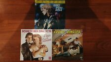 3 French Import 45s: Peter et Sloane, Cookie Dingler, and France Gall