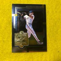 BARRY BONDS SAN FRANCISCO GIANTS 1999 SPX FINITE > POWER EXPLOSION MLB CARD PE24