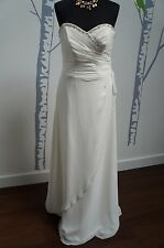 "Robe de Mariage ""Mari Lee"" By Madeline jardinier Taille 12 Neuf D'Origine £ 425"