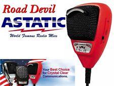 Astatic Road Devil Microfono preamplificato e Noise Cancelling