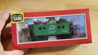 HO SCALE TRAIN Car IN BOX VINTAGE LIFE LIKE 41576 BN BURLINGTON NORTHERN CABOOSE