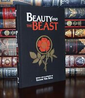 Beauty and the Beast Illustrated by Eleanor  Boyle Deluxe Hardcover Gift