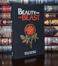 Beauty and the Beast Illustrated by Eleanor  Boyle Deluxe New Cloth Bound Ed