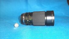 OLYMPUS OM fit Tokina AT-X 35-200mm f/3.5- 4.5 Zoom Lens - Great Condition