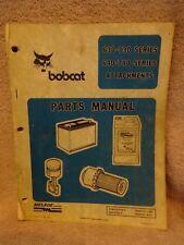 BOBCAT PARTS MANUAL FOR  630-730...640-740  ATTACHMENTS