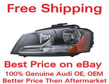 2010 Audi A3 Brand New OE, OEM Left Driver Side Headlight, Headlamp 8P0941003BD