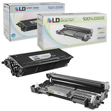 Compatible Brother TN650 Toner and DR620 Drum Combo Pack: 1 TN650 1 DR620