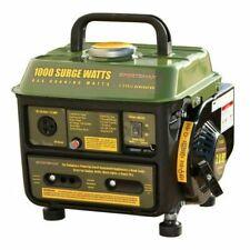 1,000/900-Watt Gasoline Powered Portable Generator with 2-Stroke Brushless Motor
