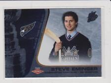 2002-03 PACIFIC QUEST FOR THE CUP ROOKIE STEVE EMINGER #150 nu:579/950