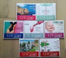 Adesso Italienisch Audio CD - aus dem Jahr 2016 *original verpackt* 7 Stück