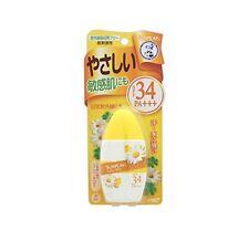Rohto Mentholatum SunPlay Baby Milk Sweat Waterproof Block 30g SPF34 PA+++