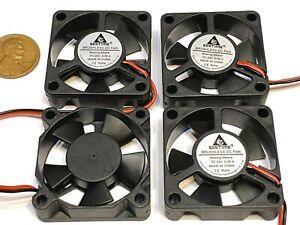 4 Pieces Gdstime 35mm 35x10mm 3510 DC 24V 2Pin mini 3d Printer Cooling Fan C49