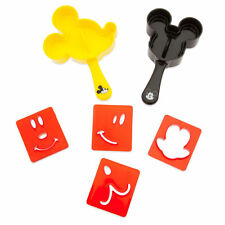 Disney Eats Mickey Mouse Food Mold Set - Make Food Look Even More Delicious