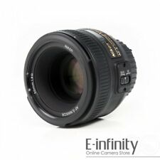 BRAND NEW Nikon AF-S Nikkor 50mm f/1.8 G Fixed Focus Lens EXPRESS SHIPPING