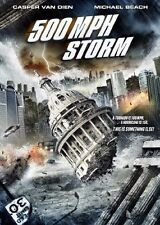 500 MPH STORM DVD - BRAND NEW AND FACTORY SEALED - FAST SHIPPING