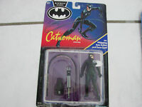 Batman Returns Catwoman Action figure whipping arm action Kenner 1991 Dc Comics