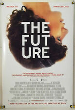 THE FUTURE DS ROLLED ORIG 1SH MOVIE POSTER MIRANDA JULY HAMISH LINKLATER (2011)