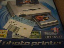 Sony DPP-SV77 Digital Photo Thermal Printer