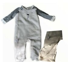 Baby fuzzy 1 piece jump suit