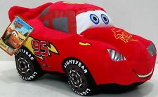 "13"" Genuine Disney Pixar Cars Lightning McQueen Stuffed Plush Toy Doll"