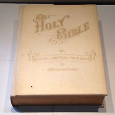 The Holy Bible - Center References - Subject Index - Family - Red Letter - 1973