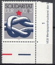 DDR 1984 Mi. Nr. 2909 Eckrand Postfrisch (24812)