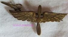 IN13917 - INSIGNE BREVET PILOTE AVIATION OU AEROSTIER non réglementaire WW1