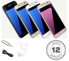 S7 (Unlocked) SM-G930F - 32GB - Smartphone Samsung Galaxy verschiedene Farben Sorten