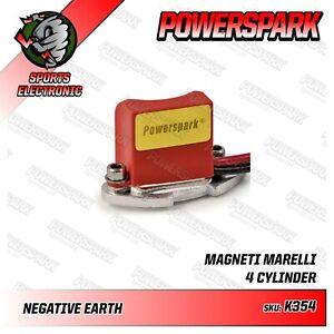 Powerspark Arranque Electrónico Para Magneti Marelli 4 Cyl Distribuidor Fiat 600