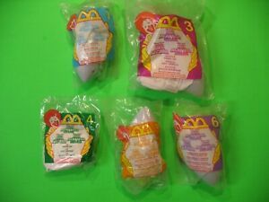 2001 McDonalds - BUZZ LIGHTYEAR - *CHOICE* *MIP*
