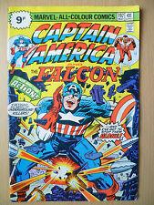 CAPTAIN AMERICA & THE FALCON- Marvel Comic, May 1976 issue, Vol.1, No.197
