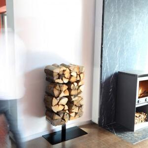 Wooden Tree Kaminholzregal Stand klein radius design Kaminholzständer