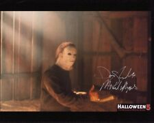 DON SHANKS signed Autogramm 20x25cm HALLOWEEN in Person autograph MICHAEL MYERS