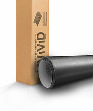 VViViD Brushed Gray Aluminum Vinyl car Wrap 6 ft x 5 ft sheet 3mil decal sticker