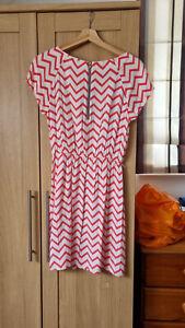oliver bonas dress size 10