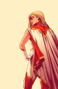 CAPTAIN MARVEL #8 Carnero VIRGIN Variant 1st APPEARANCE of STAR Marvel New NM