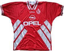 maglia calcio maillot vintage adidas Standard De Liege Opel 1993-1994 jersey XL