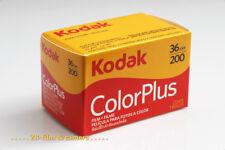 1 Rolls KODAK ColorPlus 200 35mm. 36 Exp. Colors Negative Film Fresh 12/2019