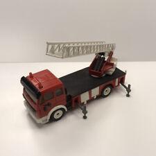 Siku -2819 - MercedesBenz - Feuerwehrdrehleiterwagen