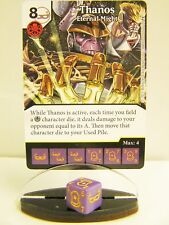 Dice Masters - 1x #111 Thanos Eternal Might - Guardians of the Galaxy