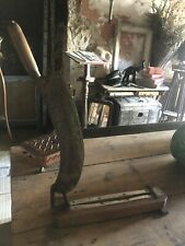 More details for vintage french baguette guillotine bread cutter