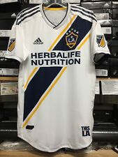 Adidas New Mls La Galaxy Home Jersey 2019 White Name Authentic Size XXL   Only