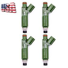 4x Genuine OEM Toyota Corolla Fuel Injector Matrix Celica Vibe Chevy 23209-0D040
