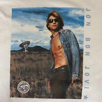 Jon Bon Jovi Faces T-Shirt
